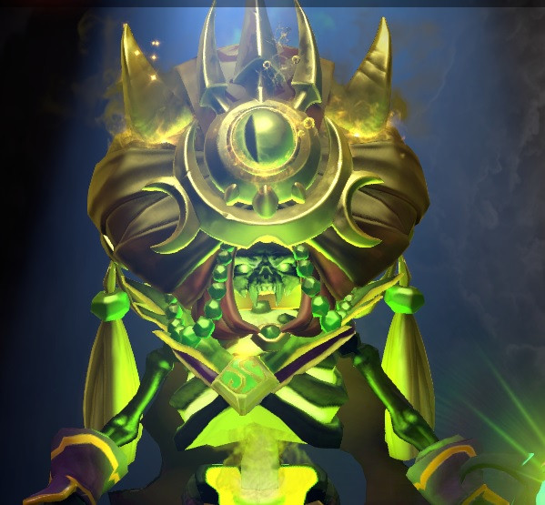 Golden Eye of Ix'yxa (Immortal TI 10 Pugna)