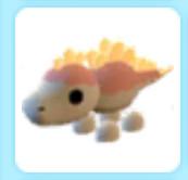 Stegosaurus Fossil Egg Adopt Me