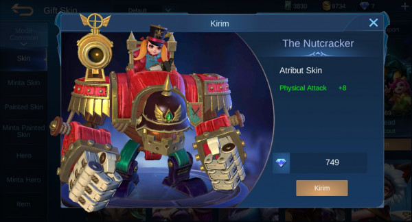 The Nutcracker (Jawhead Special Skin)