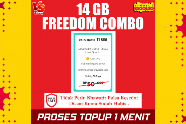 Freedom Combo 8GB