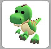 Adopt me T-rex FTHN SHOP