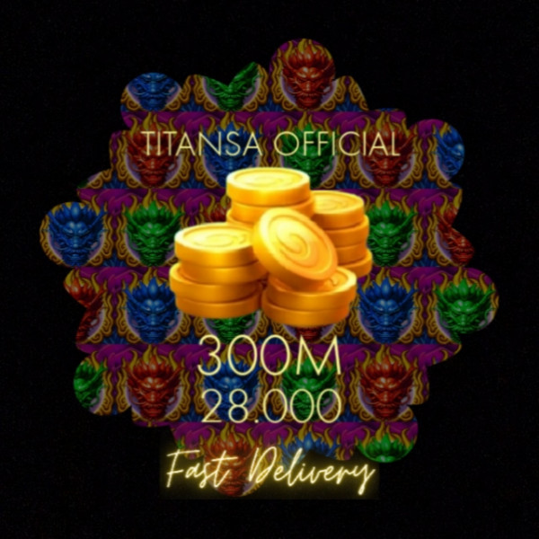300M Koin Emas