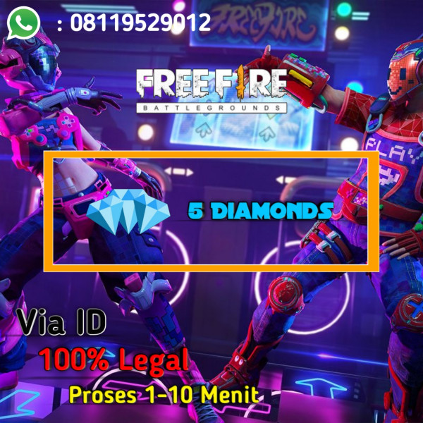 Promo Top Up Diamonds Membership Dan Diamond Bonus Top Up Pertama Garena Free Fire Termurah Itemku