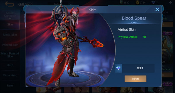 Blood Spear (Epic Moskov)