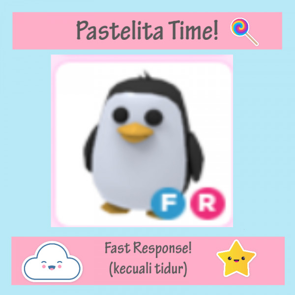 Penguin FR } Fly and Ride - Adopt Me
