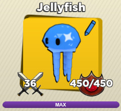 Shiny Jellyfish - Pet Heroes
