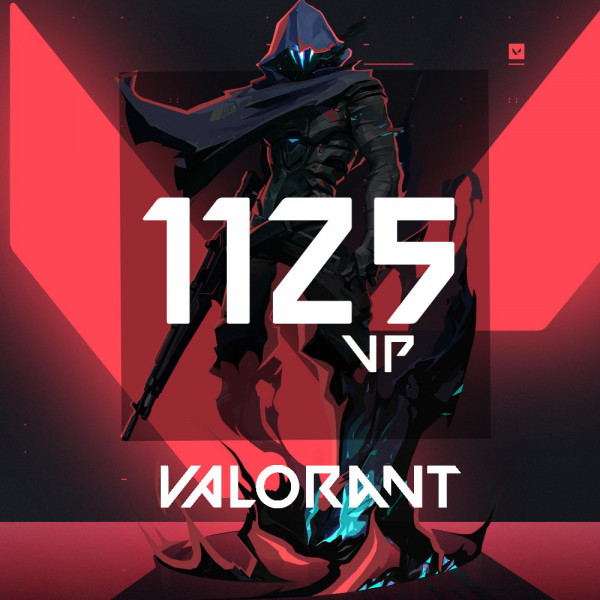 1125 Points