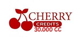 Cherry Credits Card 30.000 CC