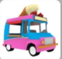 Ice Cream truck bisa jualan