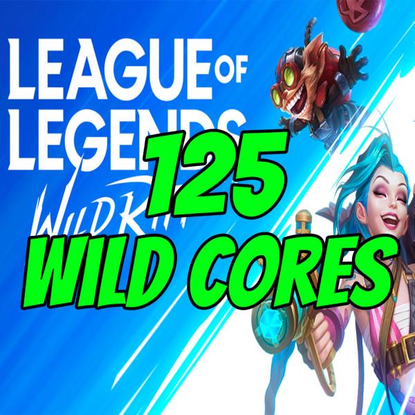 125 Wild Cores