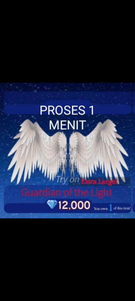 Guardian of the light wings | Royale High