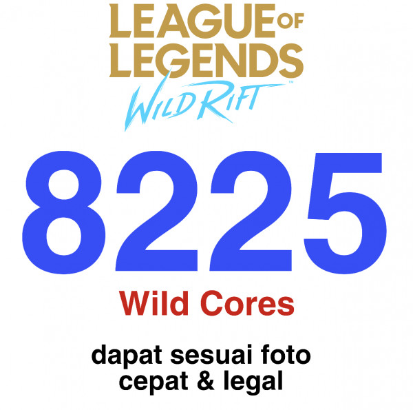 Top Up 8150 Wild Cores