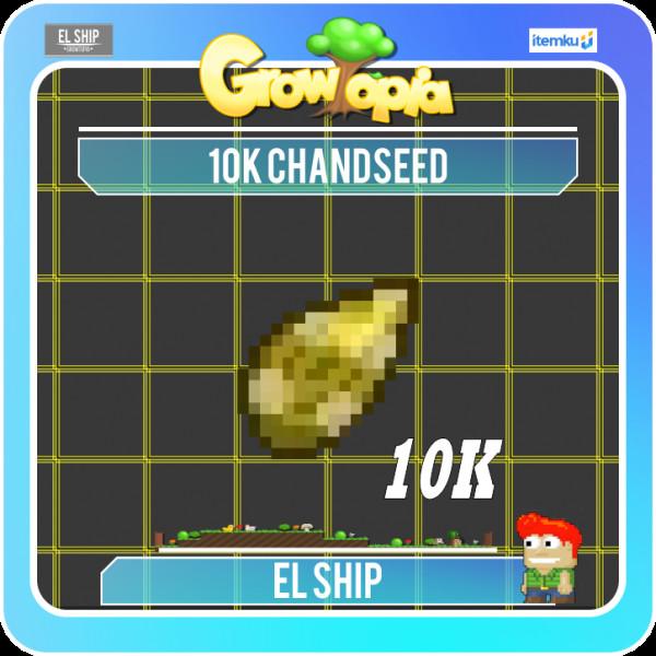 WORLD CHANDELIER SEED 10,000