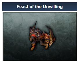 Feast of the Unwilling (Bloodseeker Set Diretide 2020)