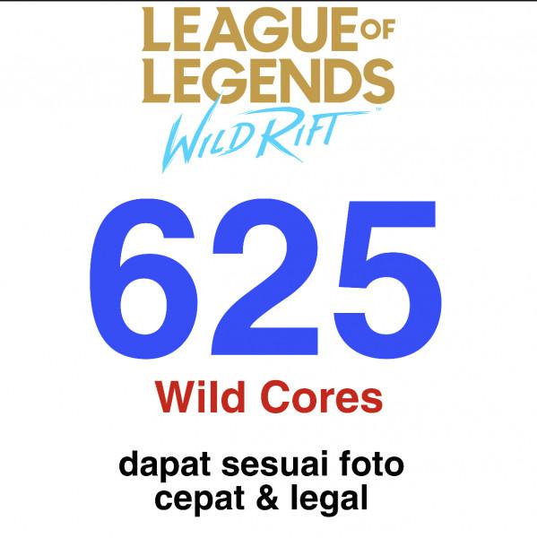 625 Wild Cores
