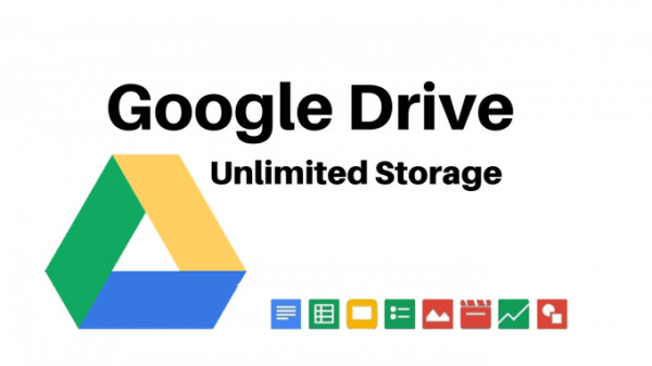 Akun Google Drive Unlimited