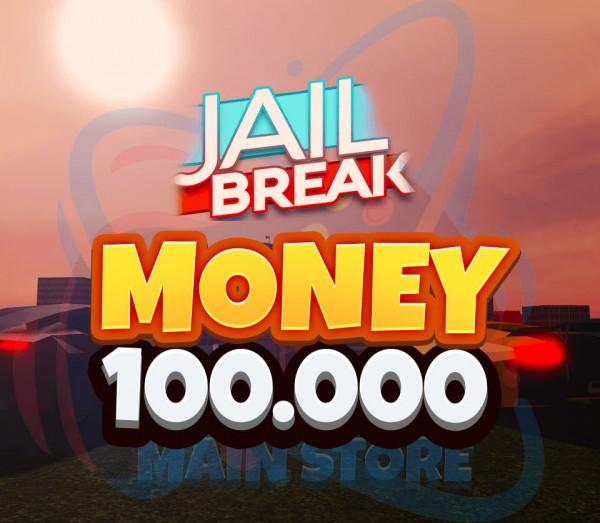 100.000 Money JailBreak ( Via Gift )