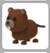 Beaver pet Adopt me