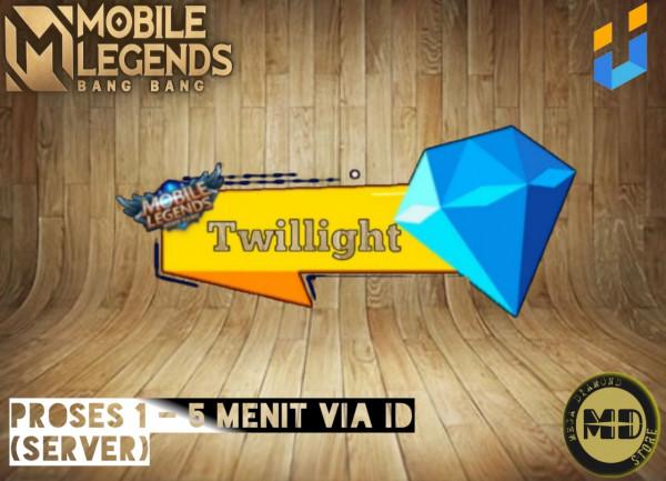 Twilight Pass + 86 Diamonds