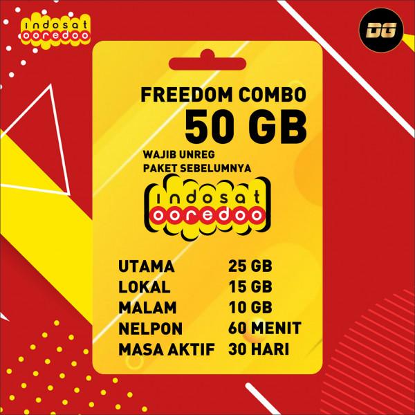 Freedom Combo 50GB