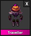 Murder Mystery 2 - Traveller