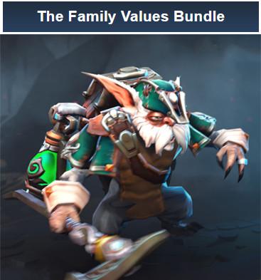 The Family Values Bundle
