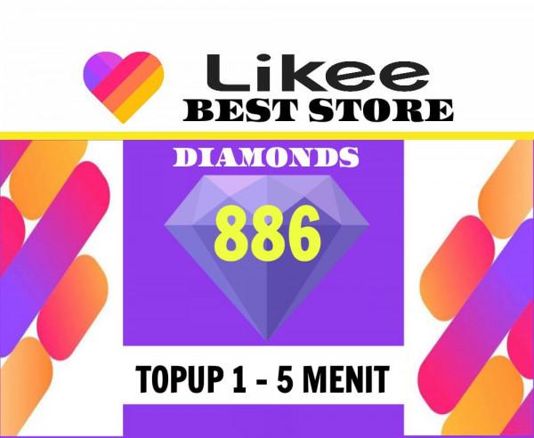 886 Diamonds