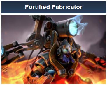 Fortified Fabricator (Set Tinker TI6)