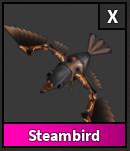 Murder Mystery 2 - Steambird