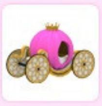 Princess Carriage - Adopt Me