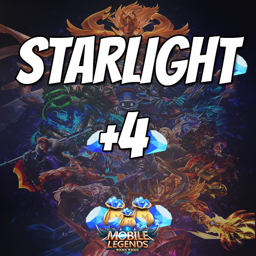 Starlight + 4 Diamonds