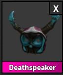 Murder Mystery 2 - Deathspeaker