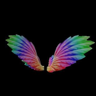 Rainbow Wings | Mining Simulator