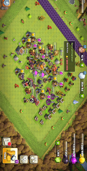 Town Hall 7 all max