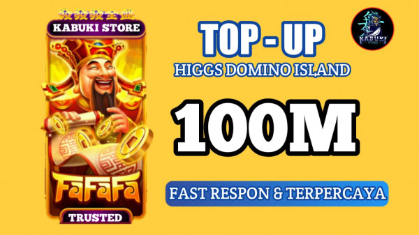 Top Up 100M Koin Emas-D