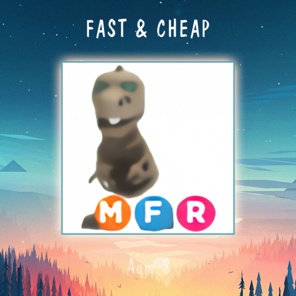 Pet Adopt Me - MFR Skele-Rex