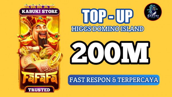 Top Up 200M Koin Emas-D