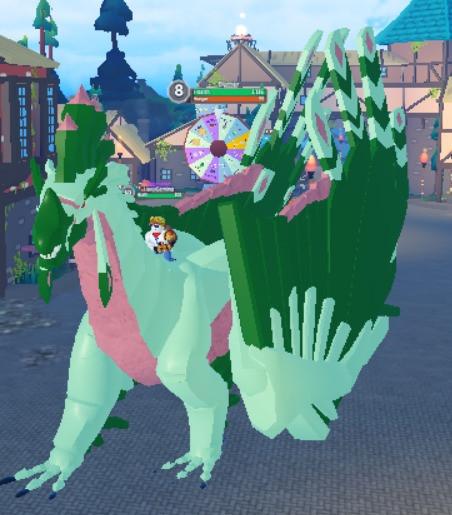 Random Mother Dragon (Dragon Adventure)