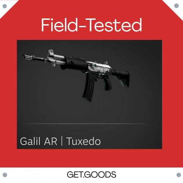 Galil AR | Tuxedo (Mil-Spec Rifle)