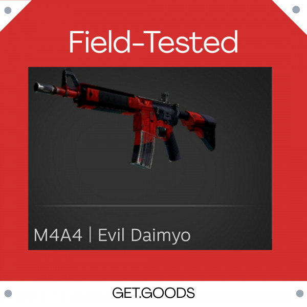 M4A4 | Evil Daimyo (Restricted Rifle)