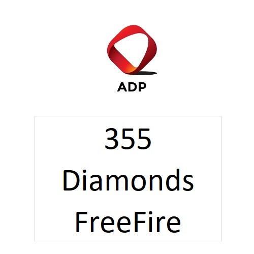 Top Up 355 Diamonds