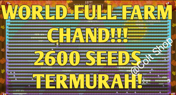 World Farm Chandelier! (Full)