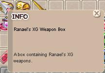 Ranael Weapon Box XG