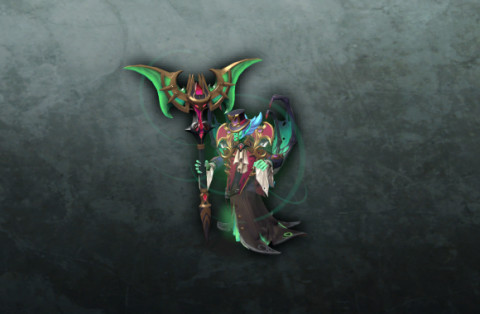 Plague Baron (Necrophos Set Diretide 2020)