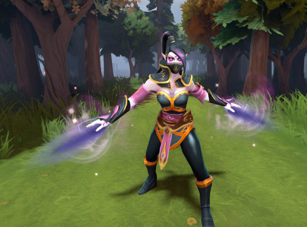 The Third Insight (Templar Assassin Set)