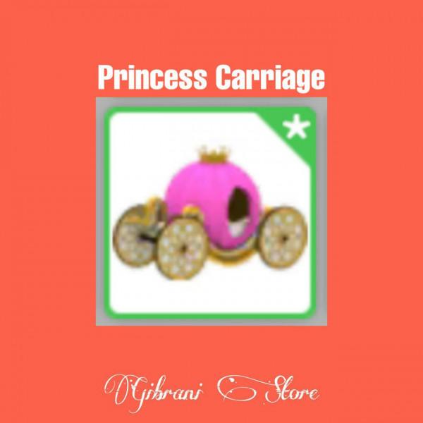 Princess Carriage Vehicle