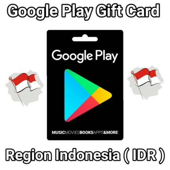Gift Card IDR 5.000