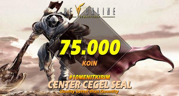 75000 Koin