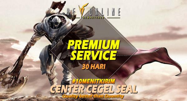 Premium Service 30 Hari