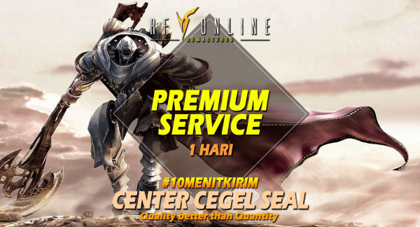 Premium Service 1 Hari
